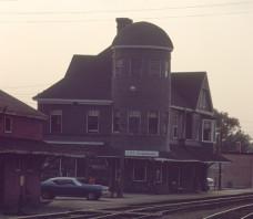 CN Bridgewater Station