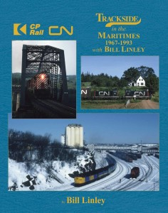 Trackside in the Maritimes